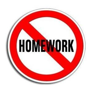 Homework pay for