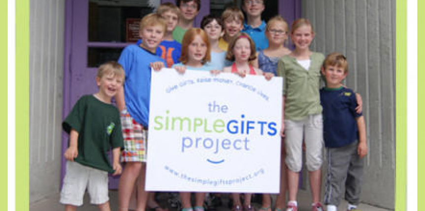 School Fundraising: Simple Gifts for the Holidays