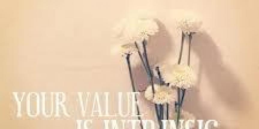 Knowing Your Value – No Matter What